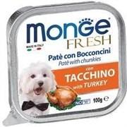 Monge - Консервы для собак (индейка) Dog Fresh