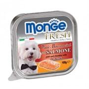Monge - Консервы для собак (лосось) Dog Fresh