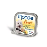 Monge - Консервы для собак (свинина с ананасом) Dog Fresh