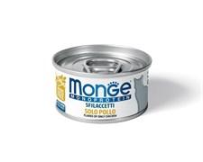 Monge - Мясные хлопья для кошек (курица) Cat Monoprotein