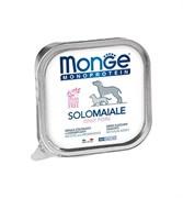Monge - Консервы для собак (паштет из свинины) Dog Monoprotein Solo
