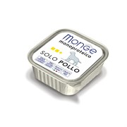Monge - Консервы для щенков (паштет из курицы) Dog Monoprotein Solo