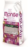 Monge - Сухой беззерновой корм для крупных кошек всех возрастов (мясо буйвола) BWild Cat GRAIN FREE (10 кг)
