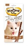 Мнямс - Лакомство для кошек (палочки с индейкой и ягненком) 3шт х 5г