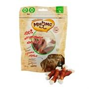 Мнямс - Лакомство для собак (кальцинированные косточки с утиным мясом)
