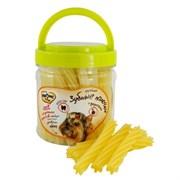 Мнямс - Лакомство для собак (крученые зубные палочки с фруктами)