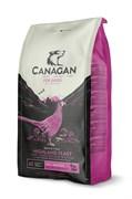 Canagan - Сухой корм для собак всех пород (утка, индейка, фазан) GF Highland Feast