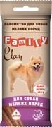 Clan Family - Лакомство для собак мелких пород (гантелька) №1