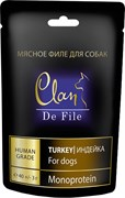 Clan De File - Лакомство для собак всех пород (индейка)