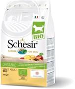 Schesir Bio - Сухой корм для для собак мелких пород (домашняя птица)