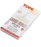 Tomi - Лакомство-соус для кошек 10шт х 10г (молоко) + таурин