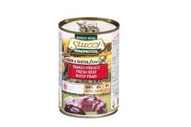 Stuzzy Monoprotein - Консервы для собак (говядина)
