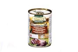 Stuzzy Monoprotein - Консервы для собак (дикий кабан с ежевикой и прованскими травами)