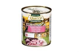 Stuzzy Monoprotein - Консервы для собак (свежая свинина)