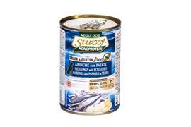 Stuzzy Monoprotein - Консервы для собак (сельдь с картофелем)