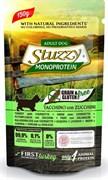 Stuzzy Monoprotein - Паучи для собак (индейка с цуккини)