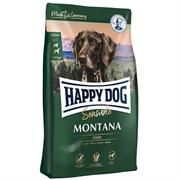 Happy Dog - Сухой корм для взрослых собак средних и крупных пород при пищевой аллергии и чувствительном пищеварении (с кониной) Supreme Sensible Mоntana