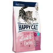 Happy Cat - Сухой корм для молодых стерилизованных кошек (с лососем) Supreme Junior Sterilised Atlantik-Lachs