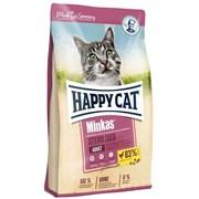 Happy Cat - Сухой корм для взрослых стерилизованных кошек (с птицей) Minkas Sterilised