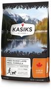 Kasiks - Сухой беззерновой корм для щенков и собак (с ягненком)  Free Range Lamb Meal