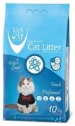 Van Cat - Наполнитель комкующийся без пыли для кошек (с ароматом весенней свежести) Fresh