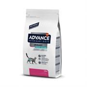 Advance (вет. корма) - Сухой корм для кошек при мочекаменной болезни, с пониженным содержанием калорий
