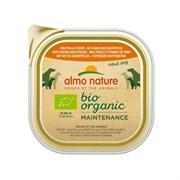 Almo Nature - Паштет для собак (с курицей и картофелем) Daily Menu Bio-Pate Chicken and Potatoes