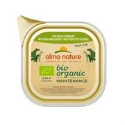 Almo Nature - Паштет для собак (с курицей и овощами) Daily Menu Bio-Pate Chicken and Vegetables