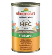 """Almo Nature - Консервы для кошек """"Аппетитные Куриные бедрышки"""" Classic Adult Cat Chicken Drumstick"""