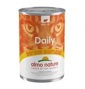 "Almo Nature - Консервы для кошек ""Меню с Курицей"" Daily Menu Chicken"