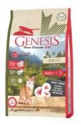 Genesis Pure Canada - Беззерновой сухой корм для взрослых кошек (с говядиной, ягненком и мясом оленя) My hidden place