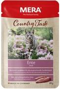 Mera - Паучи для кошек (с уткой) COUNTRY TASTE NASSFUTTER ENTE