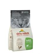 Almo Nature - Сухой корм для кошек, контроль вывода шерсти (с Курицей и Рисом) Functional Adult Anti-Hairball Chicken and Rice