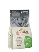 Almo Nature - Сухой корм для кошек, контроль вывода шерсти (с Рыбой и Картофелем) Functional Adult Anti-Hairball Fish and Potatoes