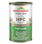 Almo Nature - Консервы для кошек (с Тихоокеанским Тунцом) Classic Adult Cat Pacific Tuna