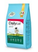 Dailycat - Беззерновой сухой корм для взрослых стерилизованных кошек (с курицей) Grain Free Adult Steri lite