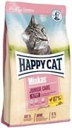 Happy Cat - Сухой корм для молодых кошек (с мясом птицы) Minkas Junior