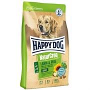 Happy Dog - Сухой корм для взрослых собак (с ягненком и рисом) NaturCroq