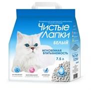 Чистые Лапки - Наполнитель впитывающий для кошек