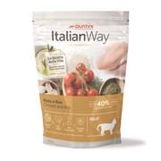 Italian Way - Сухой корм безглютеновый для кошек (с курицей и рисом) Chicken/Rise