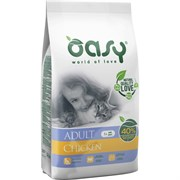 OASY - Сухой корм для взрослых кошек (с курицей) Dry Cat Chicken
