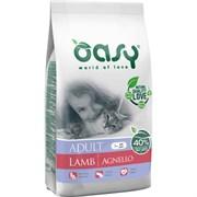 OASY - Сухой корм для взрослых кошек (с ягненком) Dry Cat Lamb
