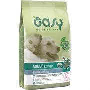 OASY - Сухой корм для взрослых собак крупных пород (с ягненком) Dry Dog Adult Large Lamb