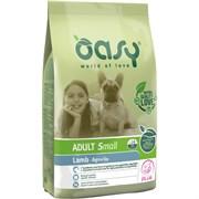 OASY - Сухой корм для взрослых собак мелких пород (с ягненком) Dry Dog Adult Small Lamb