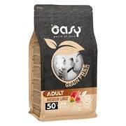 OASY - Сухой корм беззерновой для взрослых собак средних пород (с ягненком) Dry Dog Grain Free Adult Medium Lamb