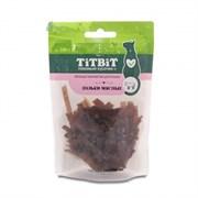 TiTBiT - Лакомство для кошек (дольки мясные)