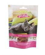 TiTBiT - Лакомство для кошек (куриная соломка)
