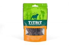 TiTBiT - Лакомство для собак (строганина из телятины)