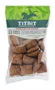 TiTBiT - Лакомство для собак (начос в мясной обсыпке) золотая коллекция