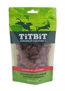 TiTBiT - Лакомство для собак (подушечки с обсыпкой из говяжьего рубца) золотая коллекция